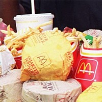 Mc Donald's vs. Burger King!
