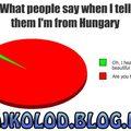 Amikor egy külföldinek mondod, hogy magyar vagy