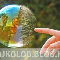 Lenyűgöző buborék