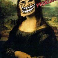 Troll Mona Lisa