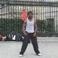 Brutál Streetdancer!