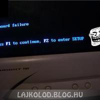 Amikor trollkodik a Windows