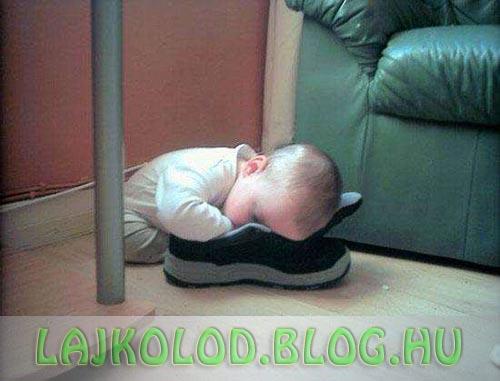 Álmos baba - Lájk