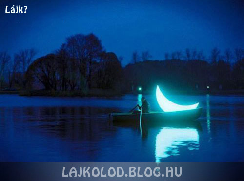 Hold a csónakban - Lájk