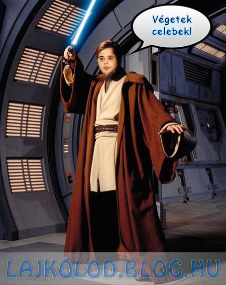 Kiss Ádám és Obi Wan - Lájk