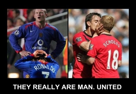 Manchester United - Lájk