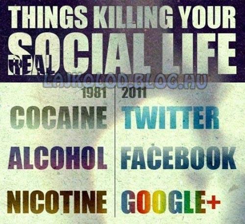 Társasági élet gyilkosai - Lájk