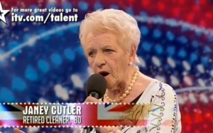 Janey Cutler a Britain's Got Talentben