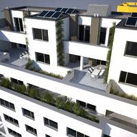 Duplex penthouse teraszáról élvezheti a jövő nyarat