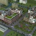 Ferencvárosban egy egész lakónegyedet építenek!
