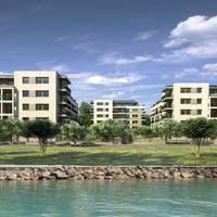 A Lelle Resort lakópark lesz Balatonlelle új gyöngyszeme