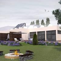 Okos lakások saját kertrésszel pár percre a Balatontól