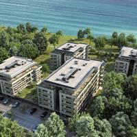 Garantált panoráma a Balaton egyik legnyugodtabb lakóparkjában