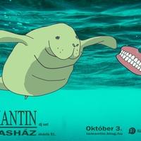 Lamantinok az éjszakában: DJ set a Fogasházban - Október 3.