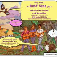 The Ruby Suns @ Szeged, Jazz Kocsma