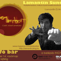 Lamantin Sundays december 14-én Bioberber koncerttel! - update