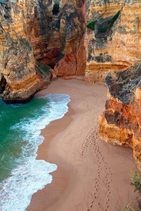 Dona Ana strand, Algarve Portugália.jpg
