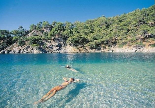 Oludeniz strand, Törökország.jpg