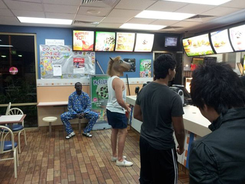 fastfood-customers-horse-mask.jpg