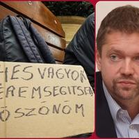 """Megújulás MSZP-módra: az új pártelnököt zavarják """"a villamoson bűzölgő hajléktalanok"""""""