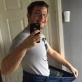 Az autista fiatalember leadta testsúlya felét, de a fekete levese még csak most következik