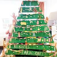 Boldog karácsonyt kívánunk!