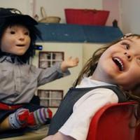 Kaspar robottal játszatnád autista gyermeked?
