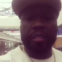 50 Cent kigúnyolt egy autistát a reptéren