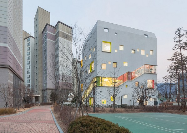 Ilyen egy óvoda Dél-Koreában