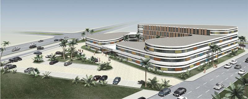 Ilyen lesz Dubajban az új Autizmus Centrum