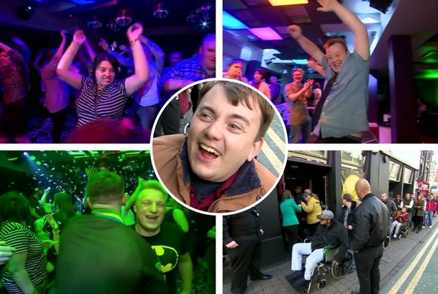 Nightclubban buliztak autista fiatalok