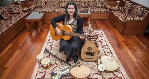 A török zenész autista lány: Rabia Aytek