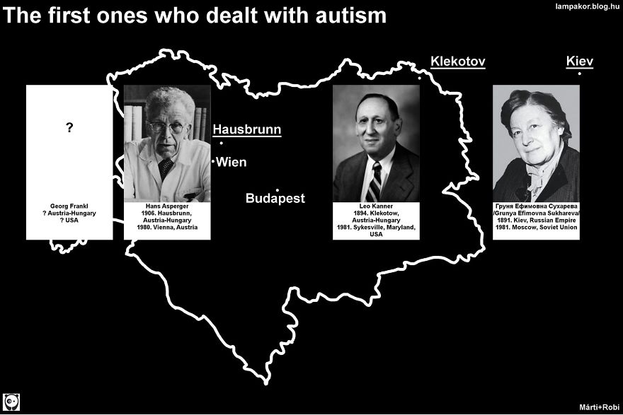 Pioneers of Autism