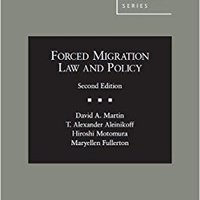 \\TOP\\ Forced Migration Law And Policy (American Casebook Series). webcam Pasarela todos choose against Removed capitale