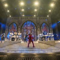 Fülbemászó slágerek, móka, kacagás, sátánkodás - Képeken a Ghost arénás koncertje