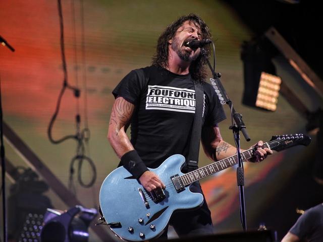 Itt van hivatalos felvételen a szigetes Foo Fighters legjobb tíz perce + két bónusz