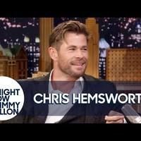 Vajon Chris Hemsworth tudta, hogy Nine Inch Nails-dalt énekel?