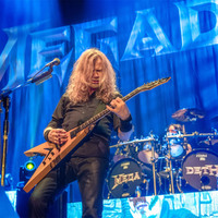 Ria-Ria-Eufória - Five Finger Death Punch, Megadeth @ Papp László Sportaréna