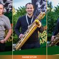 Jägermeister Brass Band – Ismerd meg a jelölteket! Negyedik fejezet: Baritonszaxofonosok
