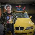 """Egy BMW nem rossz, nem?"" - Hippikiller X Frank Cloudwalker X Varga Livius: sziauram (dalpremier)"