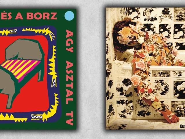 Bakeliten is kapható az első négy Kispál és a Borz-lemez