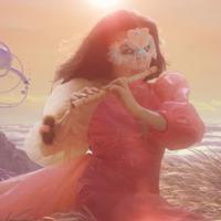 Elnyújtott felvezetés után itt van Björk új videója