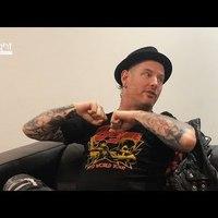 Corey Taylor (Slipknot, Stone Sour) a Magneoton Spotlightban
