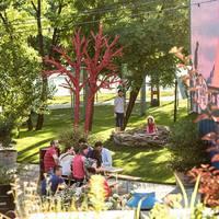 Minden eddiginél nagyobb dobással készül a Budapest Park önálló kis szigete, a Nagyszünet