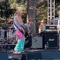 John Frusciantéval állt színpadon a Red Hot Chili Peppers