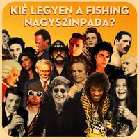 Akár a Fishingen is lehet Lemmy-nagyszínpad