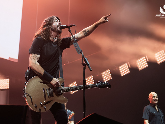Foo Fighters és Florence + The Machine a Szigeten