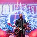 Ilyen volt a Volbeat az EFOTT-on, képekben