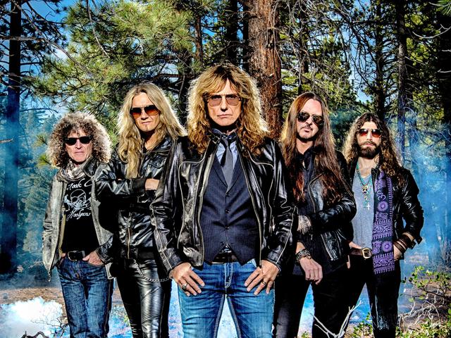 Whitesnake-koncert lesz Budapesten