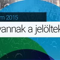 Fonogram 2015 - Megvannak a jelöltek!